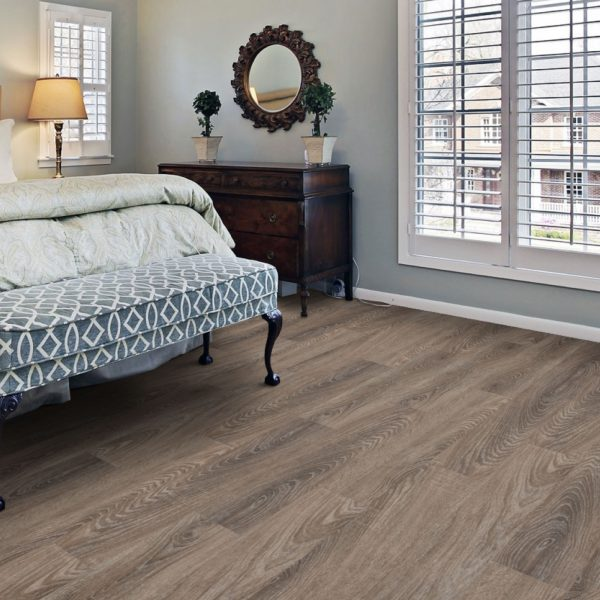 Beaulieu 2175 Sirocco Vinyl Plank Flooring Aerial Collection Bedroom 1