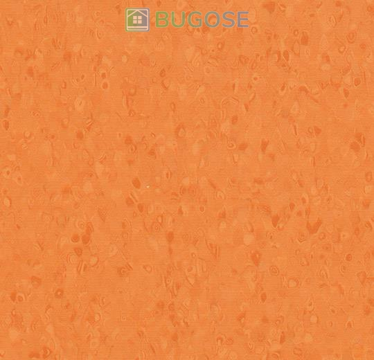 Commercial Sheet Vinyl Flooring Forbo homogeneous vinyl Sphera Element Tangerin 50057 1