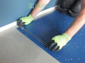 Forbo Sphera Commercial Sheet Vinyl Flooring Installation Instructions Fig 4